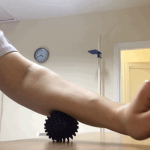 Spiky Ball: Wrist Flexors
